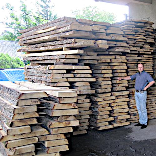 ไม้หนาสำหรับพื้นวิศวกรรม